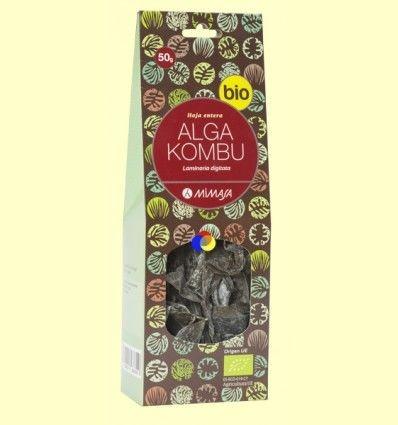 KOMBU ALGA 70 GR. MIMASA