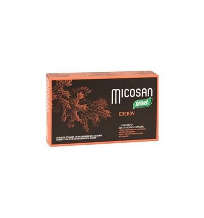 MICOSAN ENERGY 40 CAPS SANTIVERI