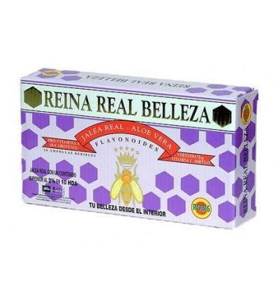 REINA REAL BELLEZA 20AMP.ROBIS
