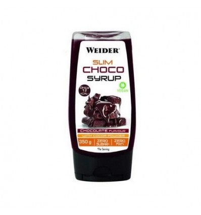 WEIDER SYROPE CHOCOLATE 0%