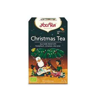 YOGI TEA CHRISTMAS TEA LIMITED EDITION