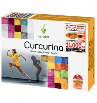 CURCURINA 30cap NOVADIET
