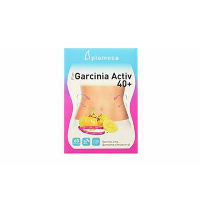 PLAN GARCINIA ACTV 40+ 60 CAPS PLAMECA